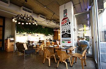 Cozmo Café Zeitouna Bey – Expansion